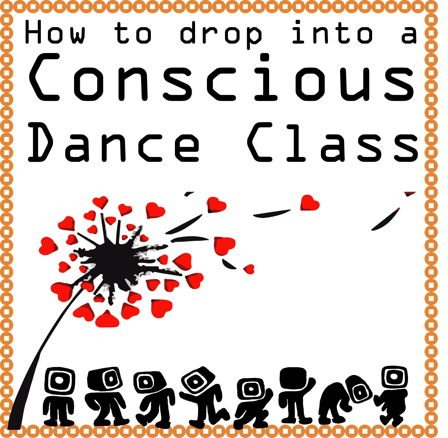 How to drop into a conscious dance class