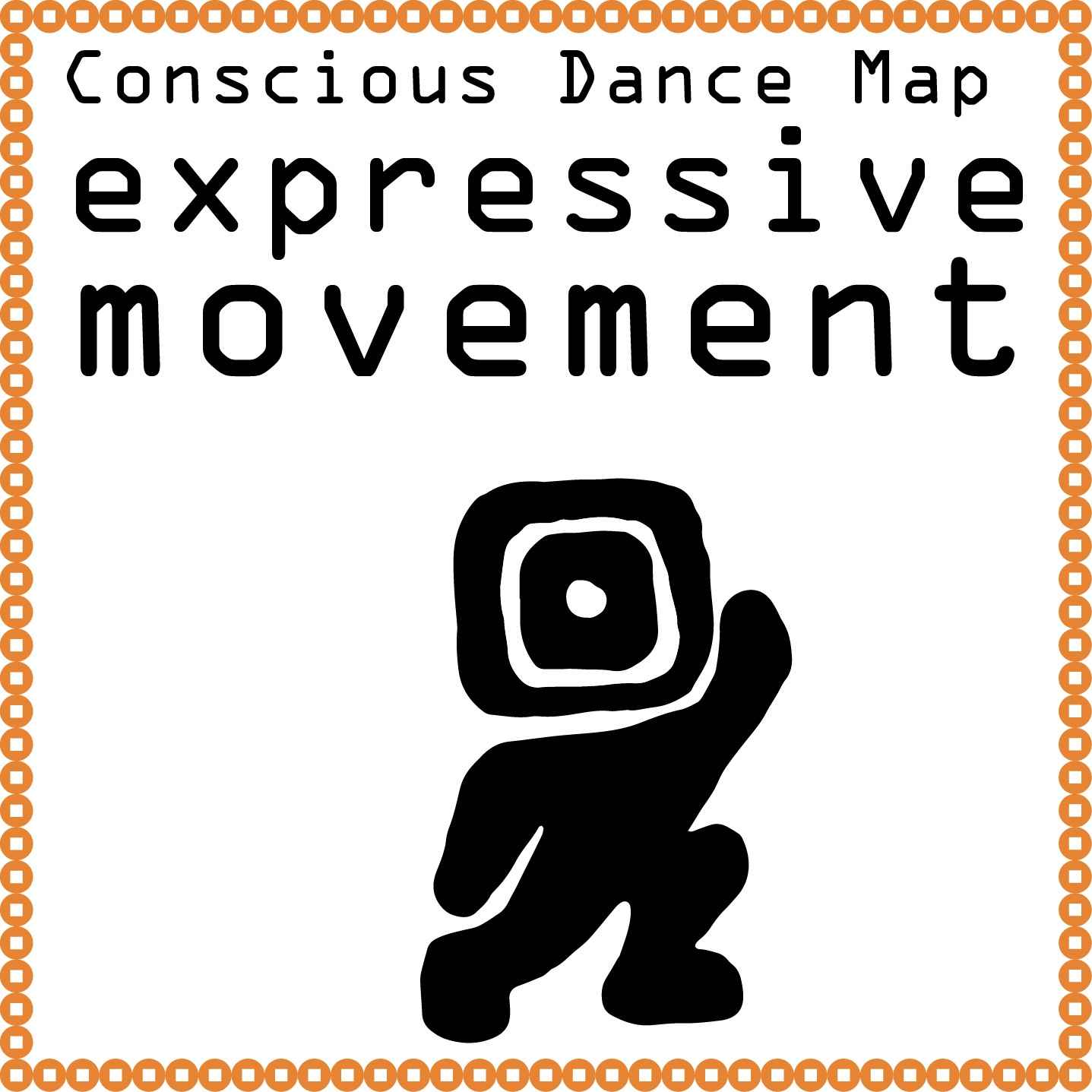 expressive dance or movement